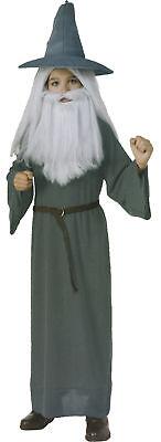 Der Hobbit Herr der Ringe Gandalf Kind Jungen Zaubererkostüm Party Halloween