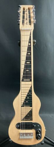 Morrell USA PRO 8 8-String Lap Steel Guitar Gloss Natural Finish