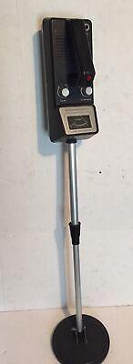 Vintage Youth Radio Shack Micronta 4001 Discriminator Metal Detectorworks