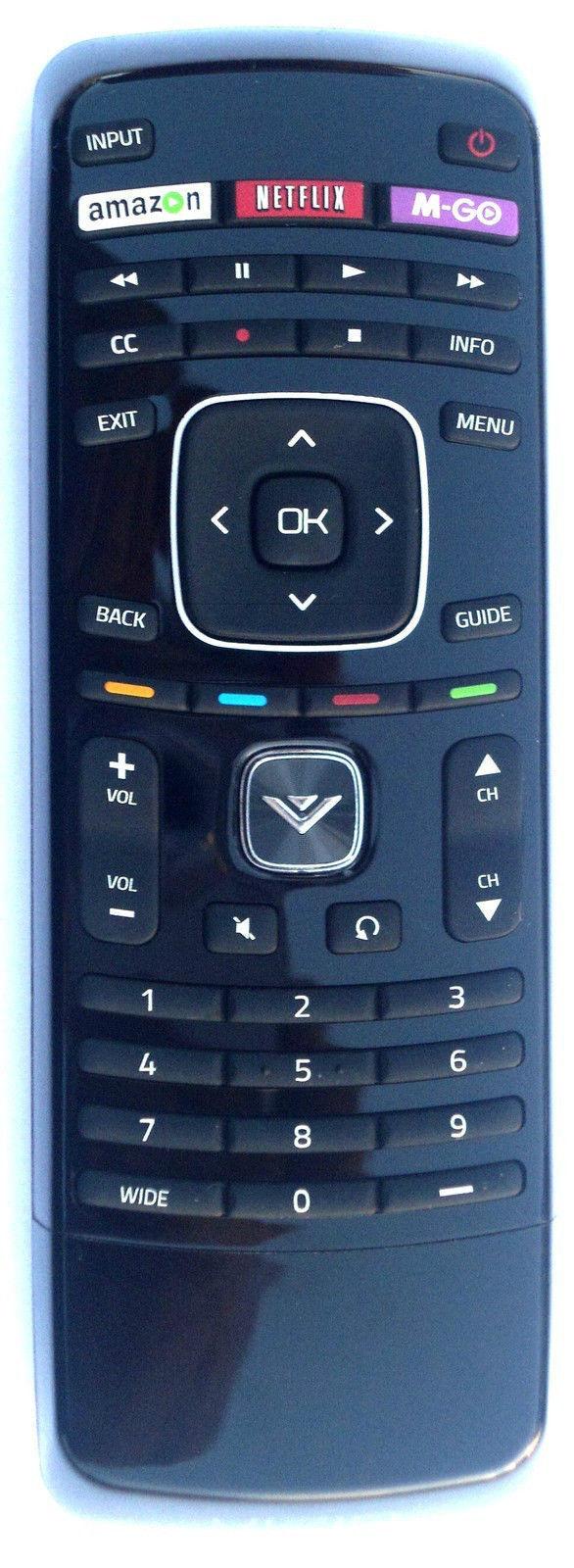 NEW Universal Remote XRV4TV for almost all Vizio brand LCD a