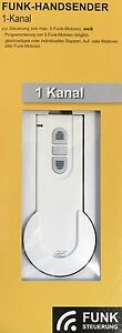 Schellenberg-20016-Transmisor-de-Mano-Inalambrico-1Kanal-color-blanco