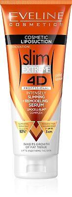 Eveline Cosmetics Slim Extreme 4D Liposuction Remodeling cream