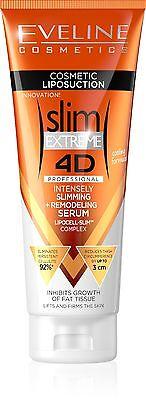 Eveline Cosmetics Slim Extreme 4D Cosmetic Liposuction Professional Cream