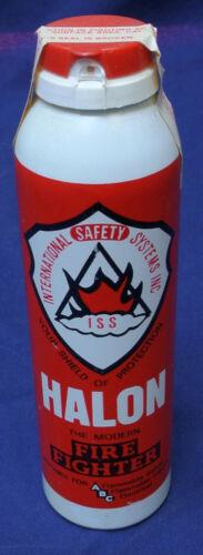 International Safety Systems ISS 12-C Halon 1211 12 oz Fire Extinguisher