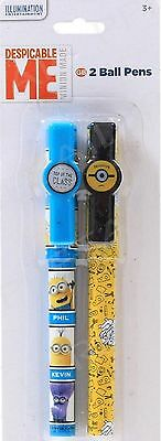 Minion despicable me Ball Point Pens Despicable Me Stationery School Activity