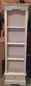 Solid Wood Bookcase   (2 available)