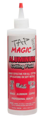 Tap Magic Cutting Cutting Fluid For Aluminum & Soft Materials 16oz 20016A
