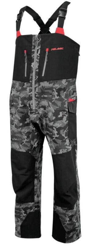 Pelagic Tempest Pro Storm Bib Pants Men's Sizes M,L,XL,XXL Black $349