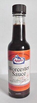 Worcester Sauce 140 ml Würzsauce von Appel  Worcester Sauce
