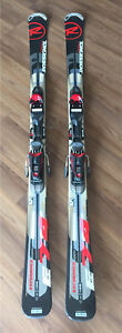 Used 166 Rossignol Experience 74 Carbon Skis