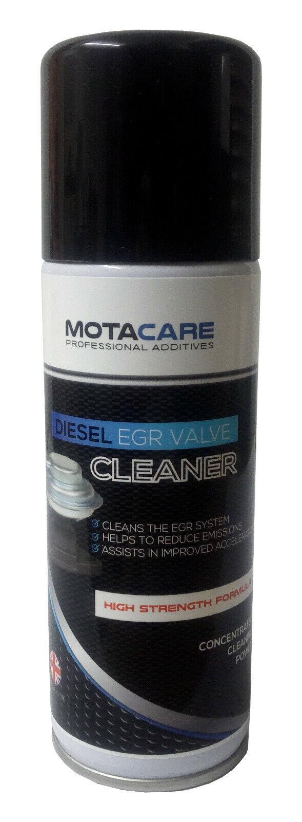 EGR Valve & Carb Cleaner Spray Air Intake Clean Petrol Diesel 150ml Motacare