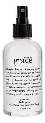 Philosophy Amazing Grace Perfumed Body Spritz 8 oz. Sealed Fresh