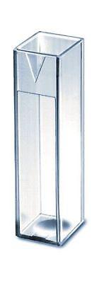 BrandTech 759170 Plastic 2.5ml UV-Transparent Disposable UV-Cuvette (Pack of ...