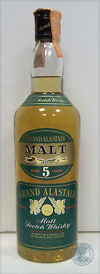 Scotch Whisky ALBANY BLENDERS Grand Alastair 5yo