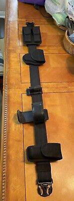 Bianchi Patroltek Nylon Outter Duty Belt With Accessories