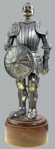 MINIATURE SUIT OF ARMOUR, ARMOR IN THE MAXIMILLIAN STYLE. #9680