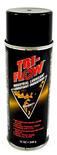 Tri-Flow TF200271 Superior Lubricant | -60°F to 475°F | PTFE | One 12 oz. Can