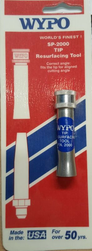 Tip Resurfacing Tool by Wypo,  Made in USA, SP-2000