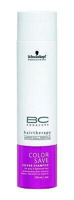 Schwarzkopf Bc Color Save (Schwarzkopf Bonacure BC Color Save Silberreflex Shampoo 250ml  (3,48€/100ML))
