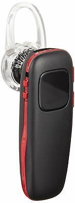 TRONICS Bluetooth-Headset mono Kopfh?rer Typ M70 Schwarz aus