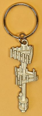 Cell tower keychain gift cellular industry award tower dog dawg climber telecom