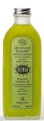 2 X Douche (2 x 230 ml Duschgel Marius Fabre Olivia Orangenblüte Olivenöl Ecocert Gel douche)