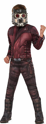 Deluxe Muscle Starlord CHILD Costume NEW Guardians of the Galaxy Volume 2](Starlord New Costume)