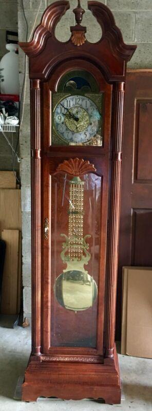 Howard Miller Grandfather Clock 610 698