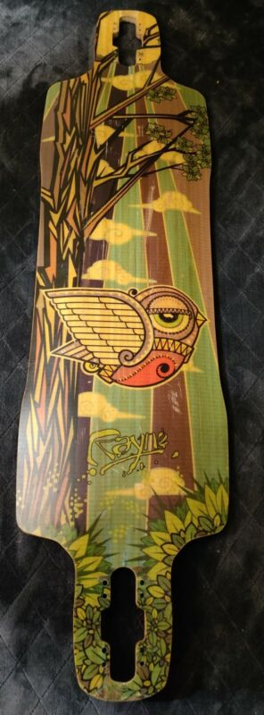 Rayne Amazon Longboard Rare