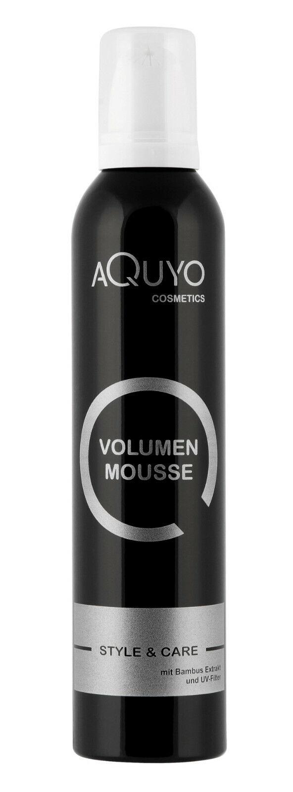 Volumen Mousse Haarschaum Schaum Styling Haare Volumenmousse Schaumfestiger