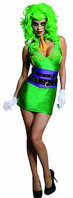 Joker Kostüm für Damen Damenkostüm Faschingskostüm Halloween Batman Gr. - Batman Kostüm Für
