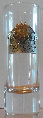Tropicana Hotel Las Vegas Collector Shot Glass, Makes a Great Christmas Gift NEW