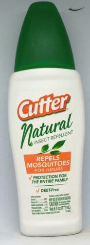 natural insect repellent spray 6 fl oz