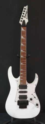 Ibanez RG350DXZ, White-DAMAGED-RRP £486