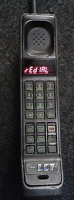 Motorola 8000 series Mobile Phone, LCT branded.