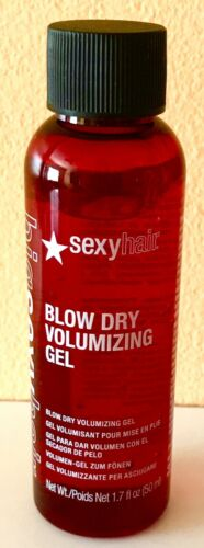 Sexy Hair Concepts Big Sexy Hair Blow Dry Volumizing Gel, 1.