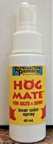 Hog Mate for Gilts & Sows 40ml Boar Odor Spray AI Breeding