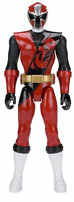 Power Rangers Super Ninja Steel 12-inch Action Figure, Red R