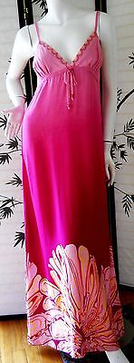 NWT – PJ Salvage Pink Swirl Maxi Summer Dress – M  - $100