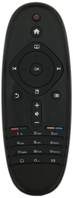 Ersatz Fernbedienung für Philips | 32PFL7675H/12 - 32PFL8605K/02 - 32PFL9705H/60