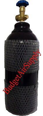 Nitrogen Tank 40 Cf Welding Cylinder Argon Nitrogen Helium Co2 Cga580 Valve