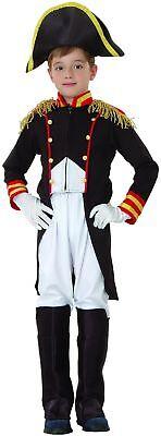 Napoleon Kostüm für Kinder Cod.221916