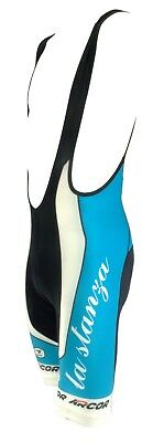 SUGOI ACS59 MENS CYCLING CUSTOM TEAM ARCOR LA STANZA EVOLUTION PRO BIB SHORT L  ()