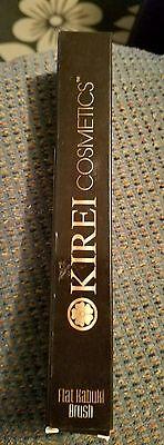 Kirei Cosmetics Flat Kabuki Brush Best Foundation Brush Vegan Brush New in Box