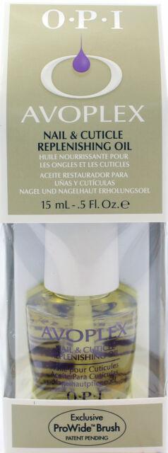 OPI Avoplex Nail & Cuticle Replenishing Oil .5 fl 15ml