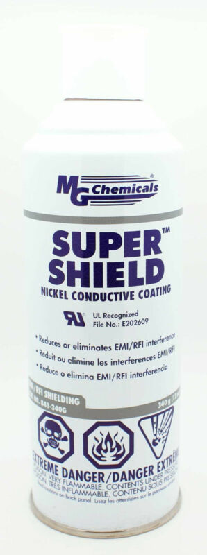 MG Chemicals 841-340G Super Shield Nickel Conductive Coating