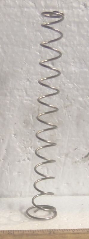 Stainless Steel Helical Compression Spring  (NOS)