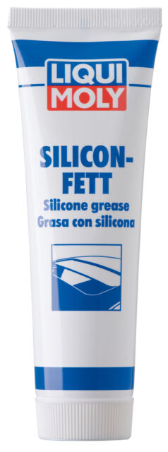 Liqui Moly 3312 Silikon Fett Transparent 1x100g Tube
