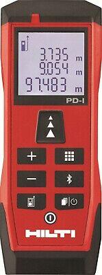 Hilti Pd-i Laser Range Meter - Pd I - 2019 Model - New W Warranty 2212518