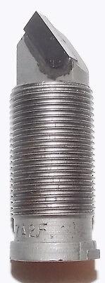 Devlieg Microbore Carbide Tipped Cartridge Insert 7a2f In Tube Nos